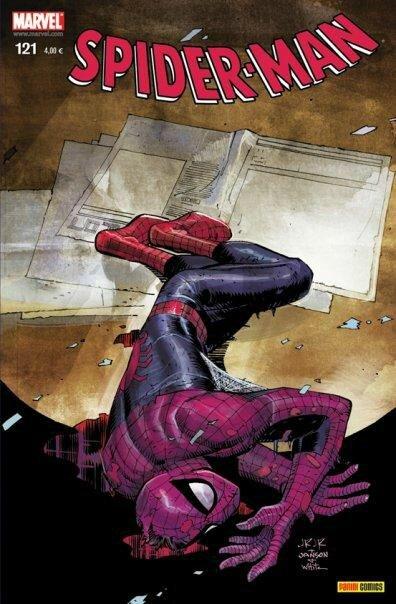 spiderman V2 121