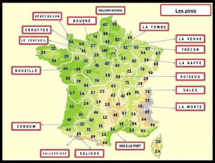 communes de france 6