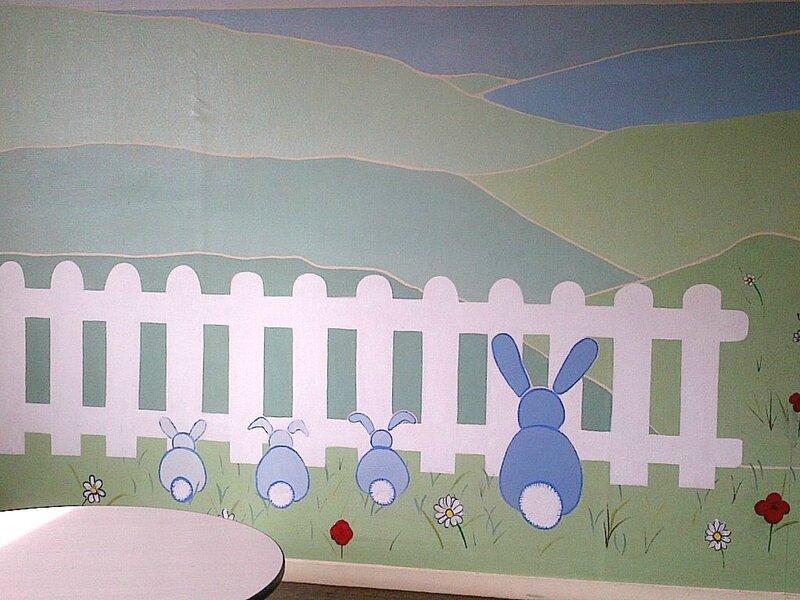 Salle d'attente neuro-pédiatrie