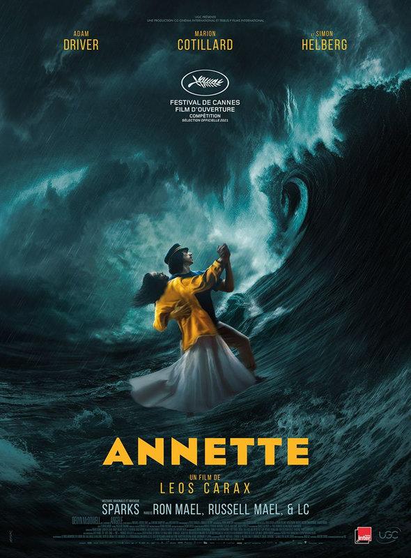 Annette Affiche