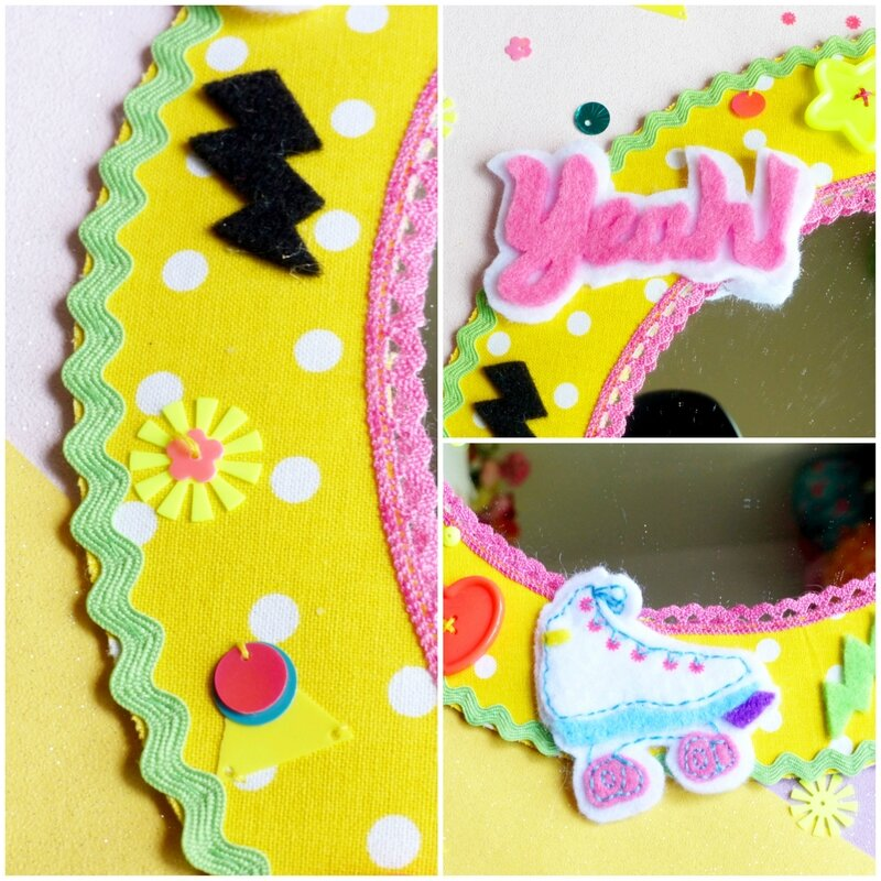 diy-miroir-ecussons-patchs-80s-90s-color-pop