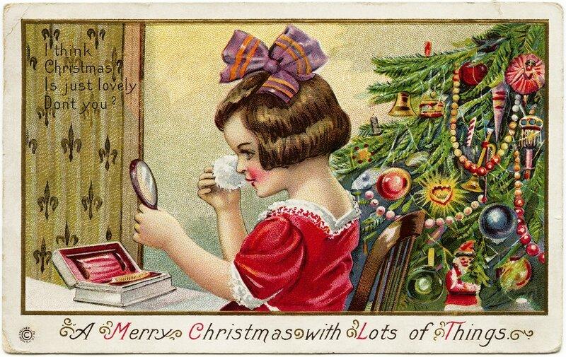 OldDesignShop_ChristmasGirlMakeupPC