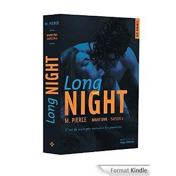 Long night (Night owl, Saison 1) – M. Pierce