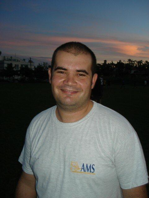 Christophe - coordinateur Ecole de Rugby
