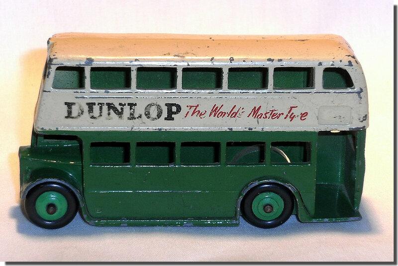 Dinky Toys 290 Autobus Dunlop vert A 3