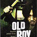 Old boy, de park chan-wook (2003)