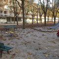 Jardin public pour enfants à Chenôve