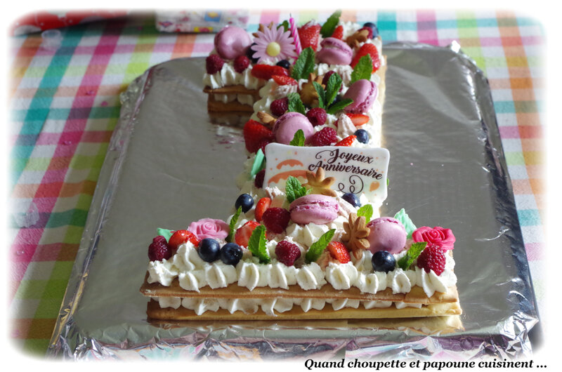 Number cake 1an-9608