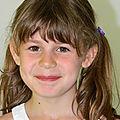 A. Louise, 7 ans