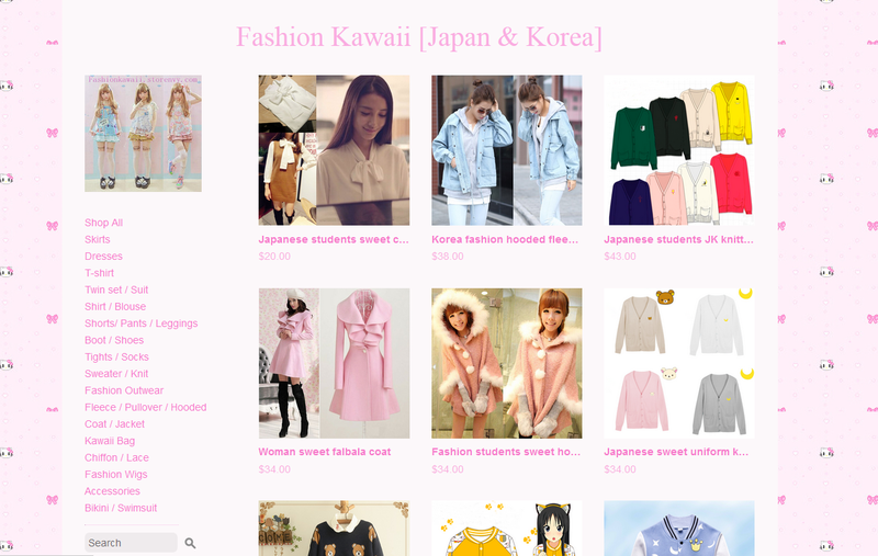 fashion kawaii