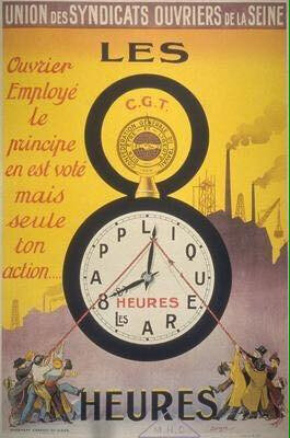 Loi journée de travail 8h