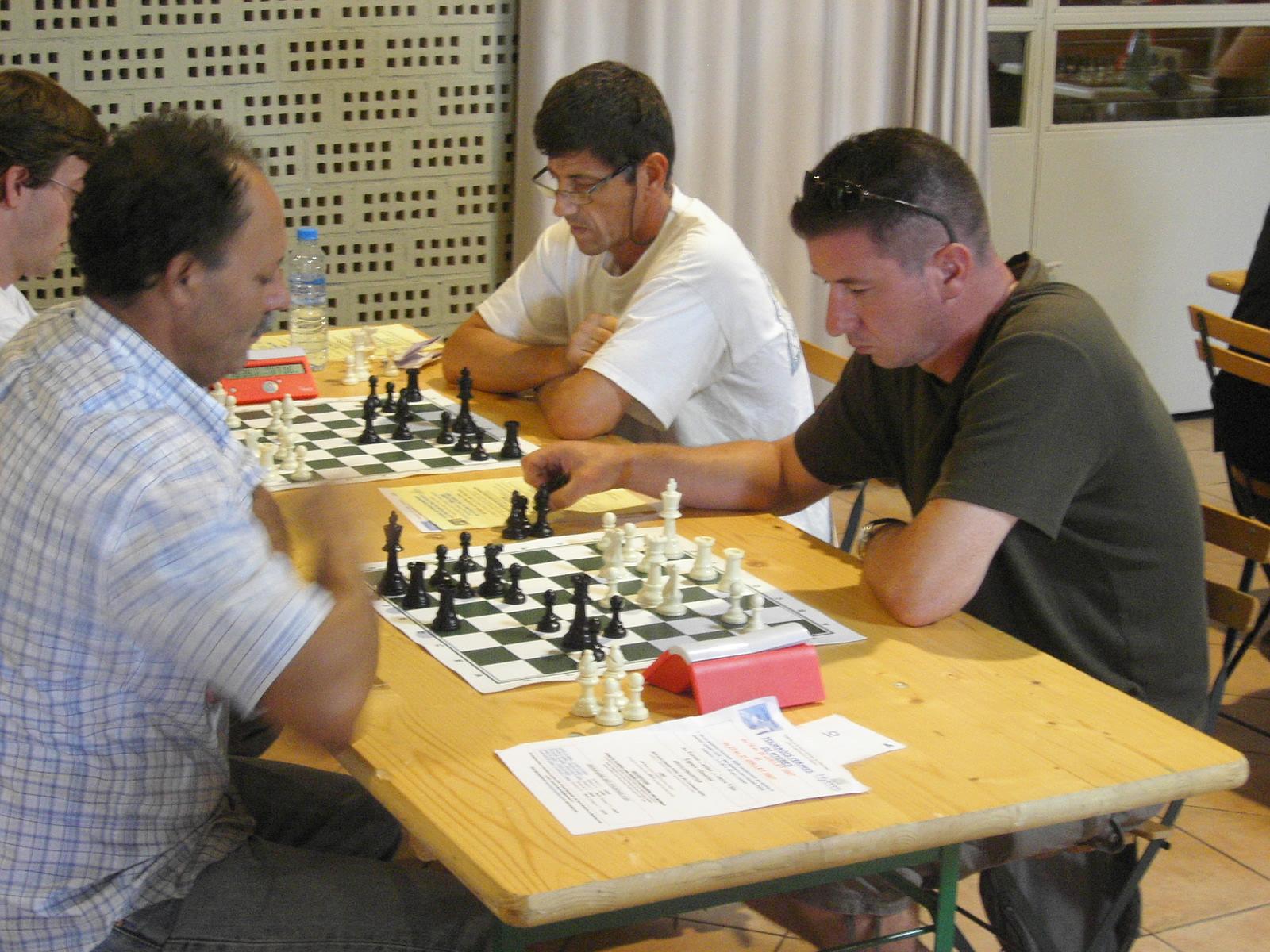 Grand Prix Arcois 2007 (2) Abdelhamid Khalfaoui vs Joel Chapuis