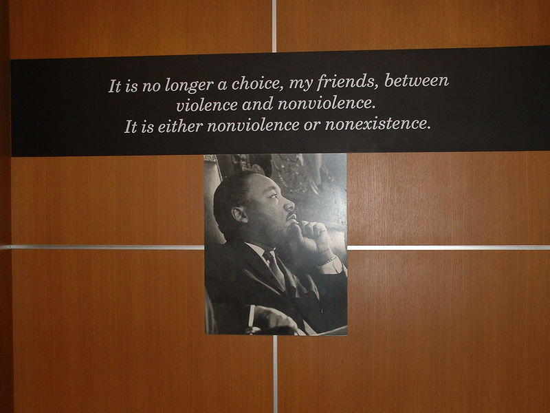 Martin Luther King's Museum