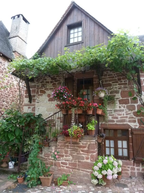 Collonges la Rouge 071