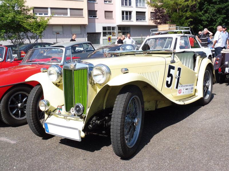 MG TC Midget Strasbourg (1)