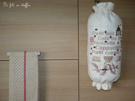 un sac sacs bien utile de fils en toffes. Black Bedroom Furniture Sets. Home Design Ideas