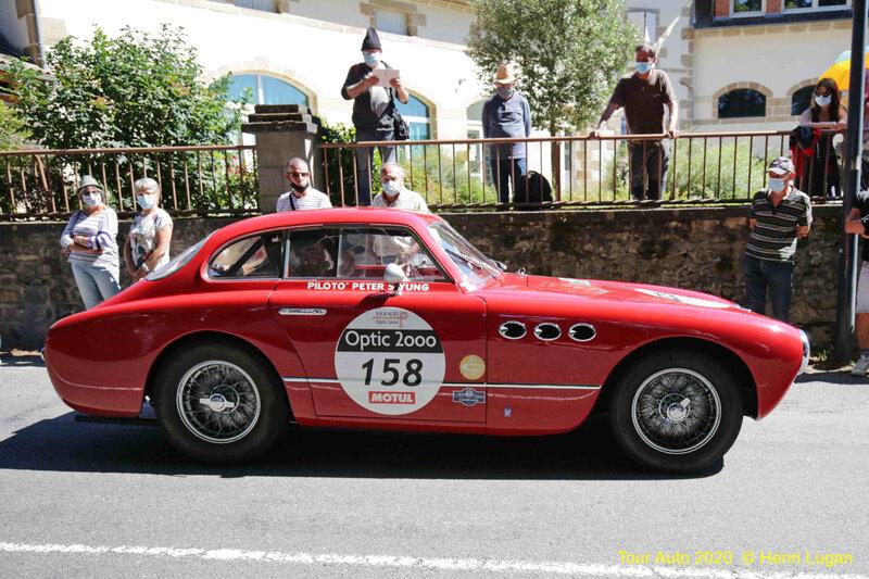 Ferrari 225 S Vignale #0168ED - 1952