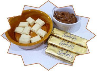 Croustillant chocolat blanc, praliné3