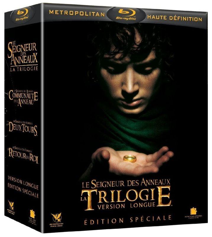 Trilogie du Seigneur des Anneaux (versions longues)