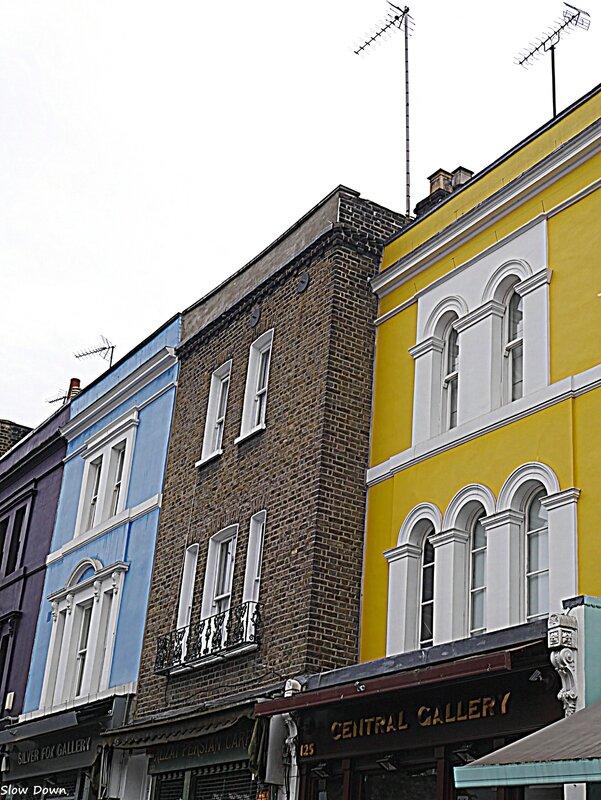 Nottin Hill - Portobello Road