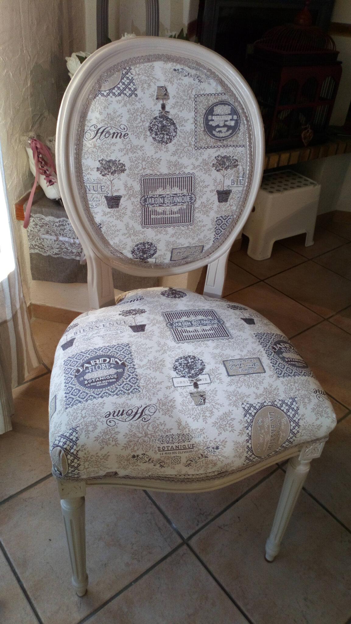 Renover Une Chaise Medaillon chaise : tous les messages sur chaise - les folies de sophie