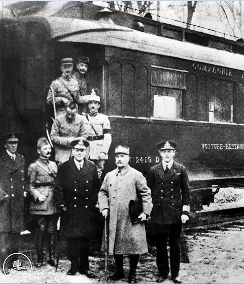 1918 11 11 après la signature