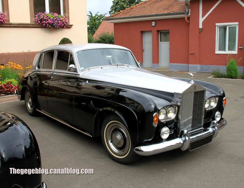 Rolls royce silver cloud III (Retrorencard aout 2013) 01