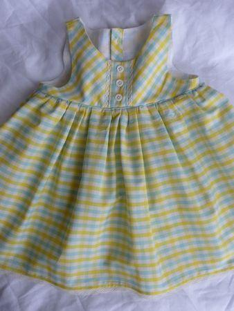 Baby robe acidulée (6)
