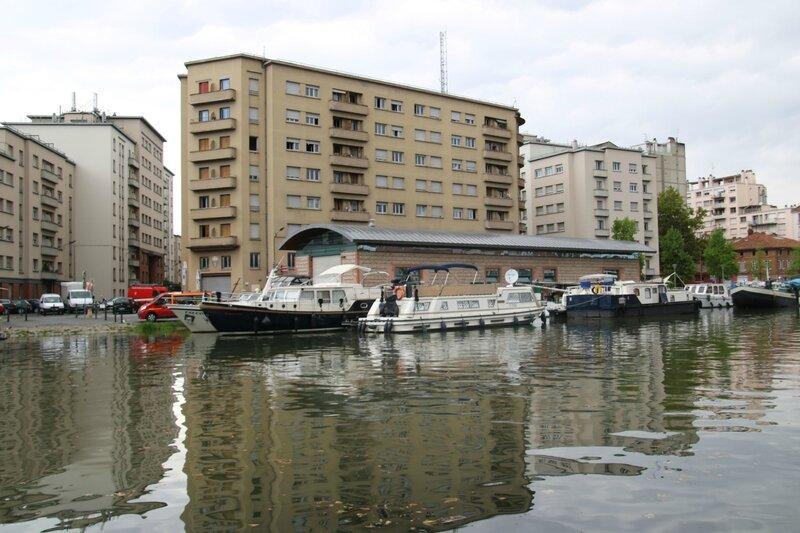 Port Saint-Etienne
