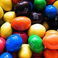 Les bonbons m&m's auraient un lien avec le cancer, les migraines, l'hyperactivité, les allergies et l'anxiété