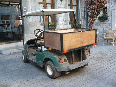E-Z-GO Freedom voiture de golf Durbuy (2)