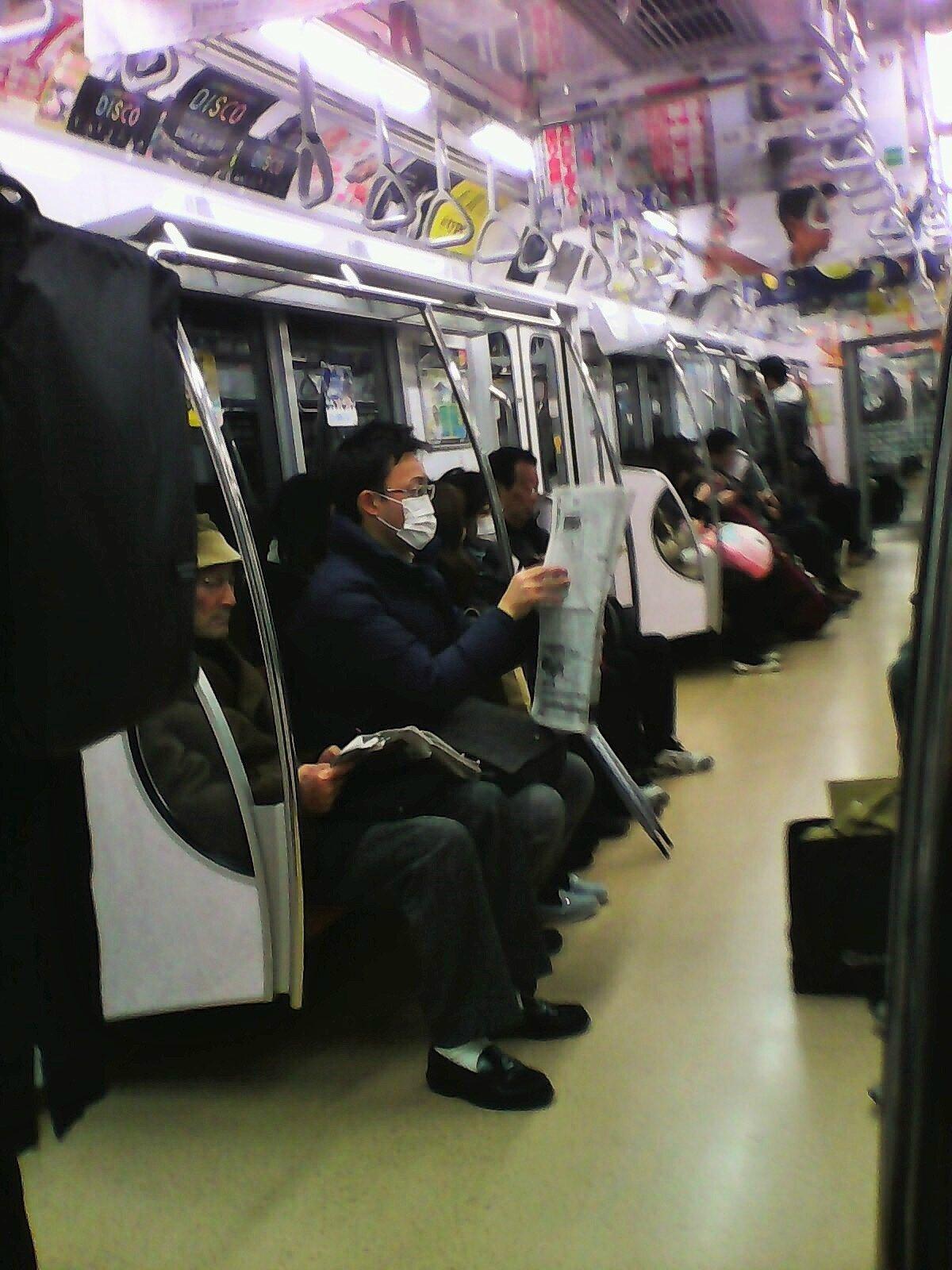 En revenant du Japon
