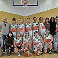 2013-2014 : seniors feminines 2 departement