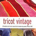Tricot vintage (Sarah Dallas)