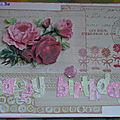 carte anniversaire Myriam 2008