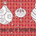 Blog hop décembre , thème : déco de noël