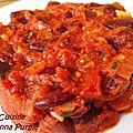 Chili végétarien - LA CUISINE DANNA PURPLE