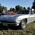 Chevrolet corvette sting ray coupe-1963