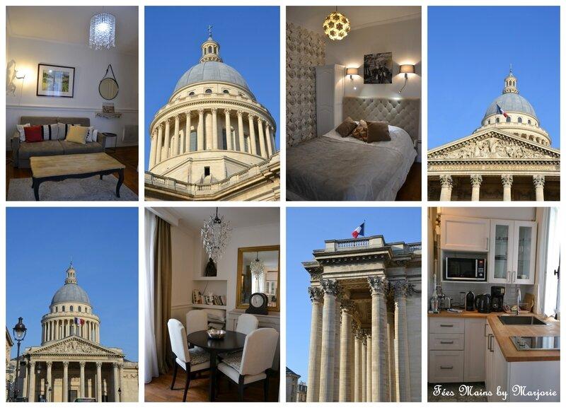 Paris avril 2018 Appart Panthéon