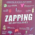 Le zapping des mythologies : partez à la découverte des grands mythes greco-latins
