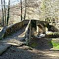 pont des Croix-Basses à Neschers