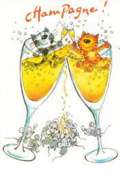chat_champagne