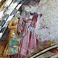 La chapelle saint-arnoul de saint-chaffrey et ses peintures murales du xve siècle