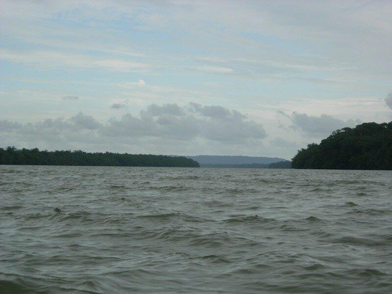 fleuve Mahury