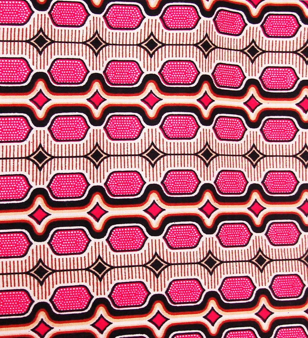 Tour de lit FrutApluls' - vue motif horizontal