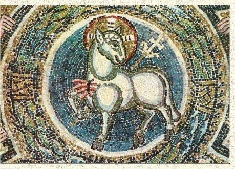 l'agneau qui lève le péché
