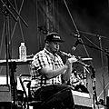 En noir et blanc le 3 eme jour du festival het lindeboom avec le trio lefévère/quemener/somers