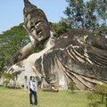 Vientiane - Parc Xieng Khuan