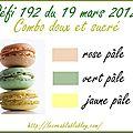défi 192