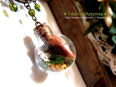 sautoir fiole feuille dautomne 10a